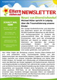ElternStehenAuf NEWSLETTER 02/2020
