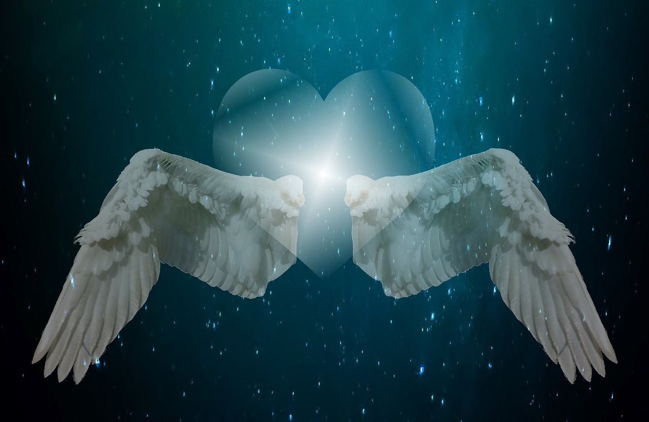 Der Über-Blick Engelflügel